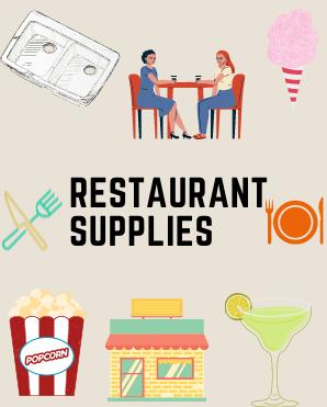 Restaurant Supplies